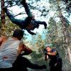 Logan Crimson Band Trailer Has X-23 on a Bloody Rampage