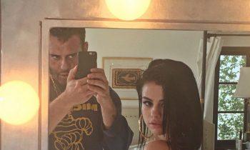 Selena Gomez Obtained Topless On Instagram