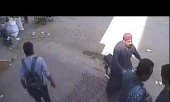 Karachi Road Crime ki Newest CCTV Video