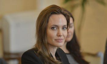 bitchy   Angelina Jolie wrote a NYT op-ed slamming Donald Trump's Muslim Ban